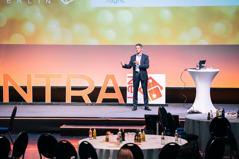 Keynote presentation at Intra.NET Reloaded